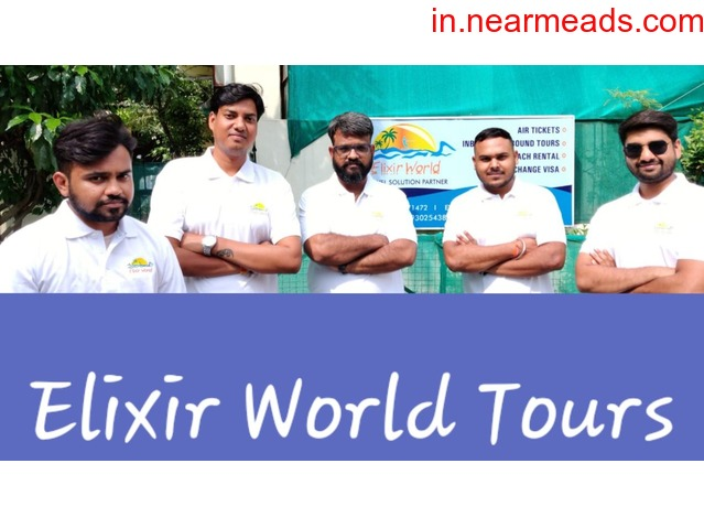Elixir World Tours – Best Travel Agency in Bhopal - 1