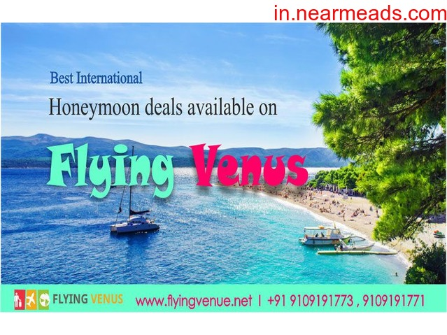 Flying Venus – Best Tours and Travels in Bhopal - 1