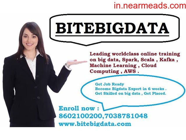 Bitebigdata Institute for Data Science Learning in Indore - 1