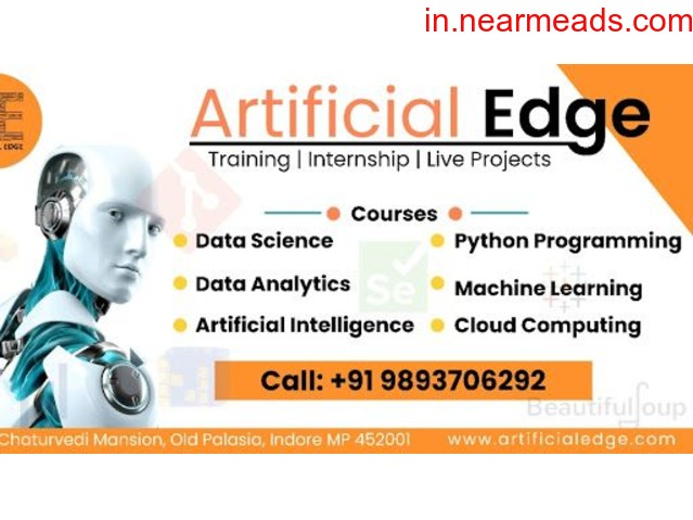 Artificial Edge Best Artificial Intelligence Course in Indore by Google - 1