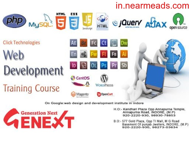 Genext Institute for Artificial Intelligence Course in Indore - 1