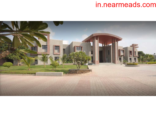 Find the Best MBA Colleges in Rajkot at RK University - 1