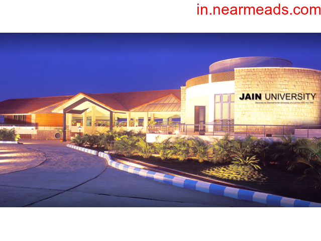 Jain University (JU) Bangalore – Best Engineering Colleges in Bangalore - 1
