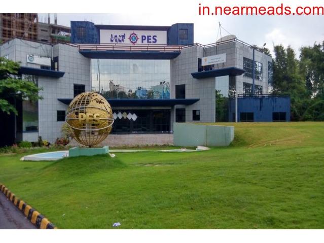 PES University Bangalore - 1