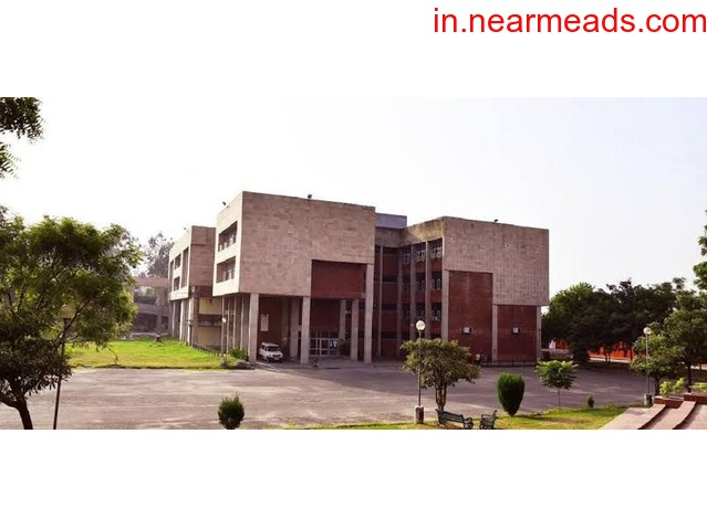 Chandigarh College of Engineering and Technology (CCET) Chandigarh - 1