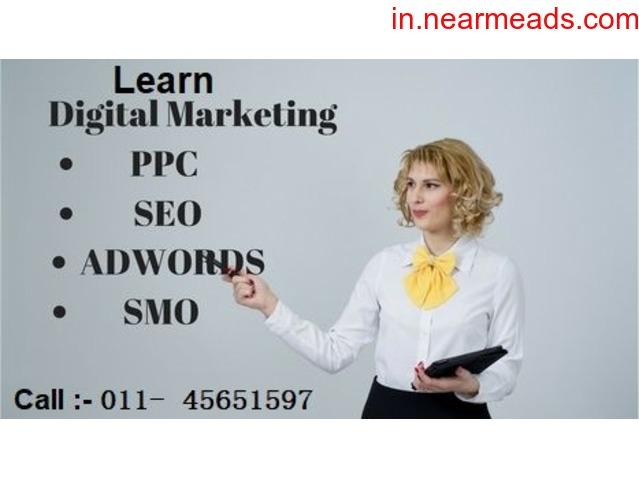 Learn PPC From Best Digital Marketing Institute In Delhi - 1