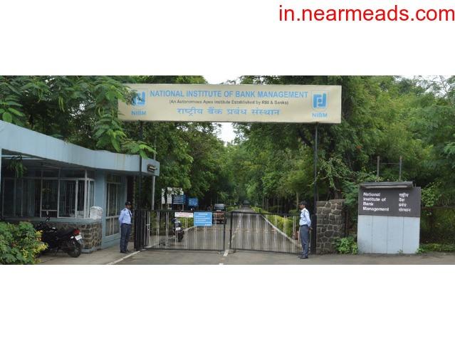National Institute of Bank Management (NIBM) Pune - 1