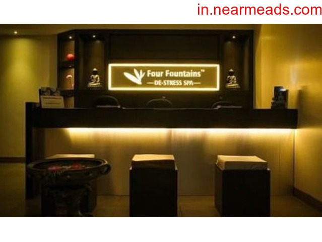 Four Fountains De-Stress Spa – Best Spa in Kothrud - 1