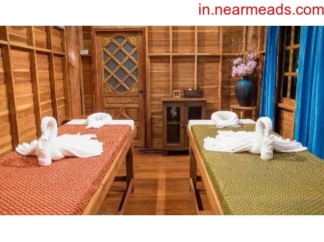 Golden Oak Spa – Best Female to Male Body Massage in Pune - 1