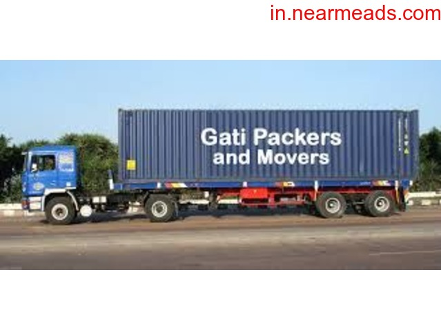 Gati Packers and Movers – Get Quality Packing and Moving Services - 1