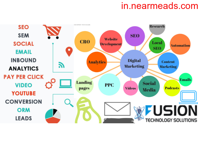 Fusion Technology Solutions – Digital Marketing Course in Pune with 100% Job Guarantee - 1