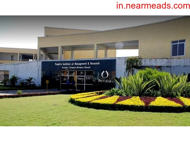 People's Institute of Management and Research – Best MBA College - 1