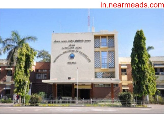 MANIT – Best Engineering Colleges in Bhopal - 1