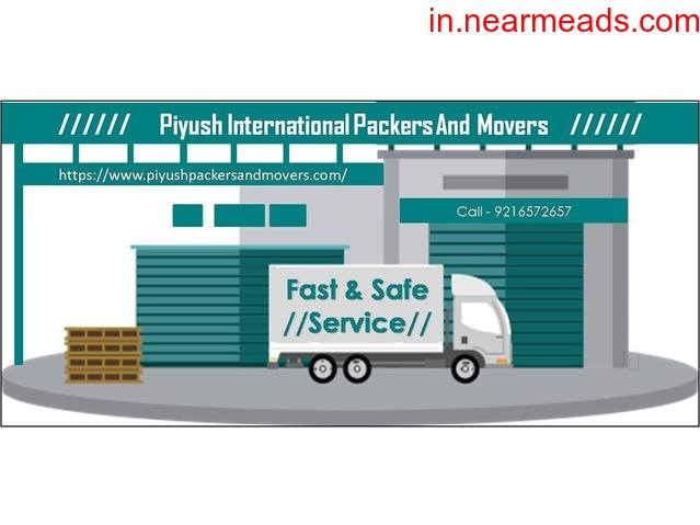 Piyush Packers and Movers – Best Shifting Services Ludhiana - 1