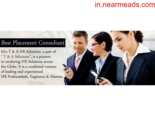 TA HR Solutions – Best Job Consultants in Ludhiana - 1