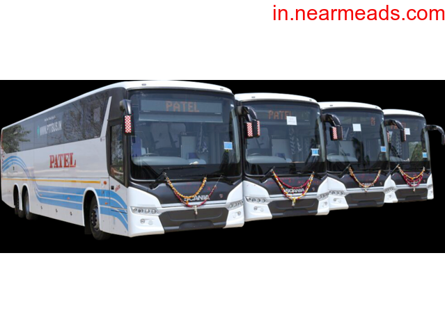 Patel Tours & Travels- Genuine Tours And Travels in Rajkot - 1