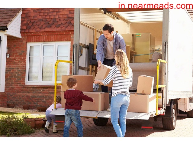 Sharma National Packers and Movers Visakhapatam - 1