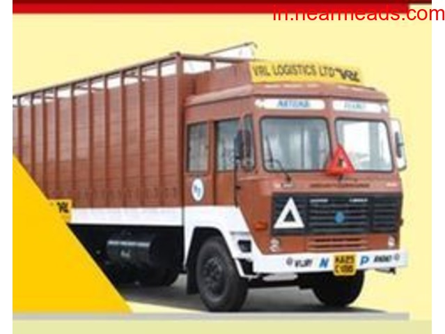 VRL Logistics Limited Best Packers and Movers in Visakhapatnam - 1