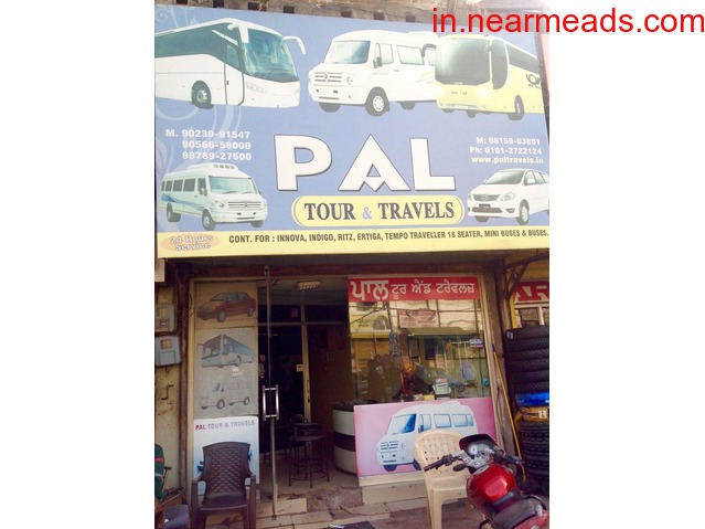 Pal Tours and Travels – Best Travel Agents in Ludhiana - 1