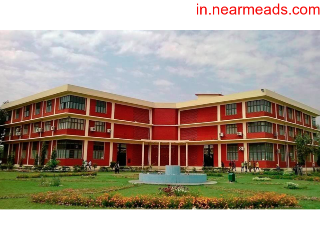 GNDEC – Top MBA/PGDM Colleges in Ludhiana - 1