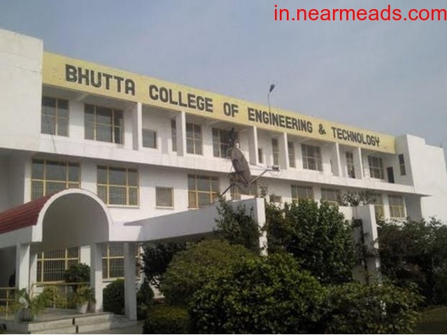 Bhutta College of Engineering and Technology Ludhiana - 1