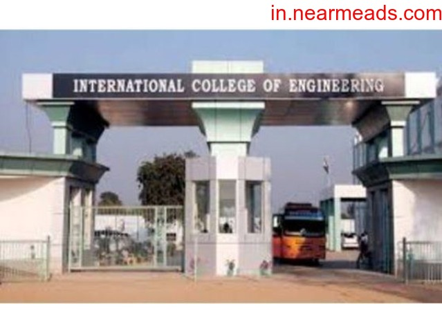 ICE – Best Engineering College in Ludhiana - 1