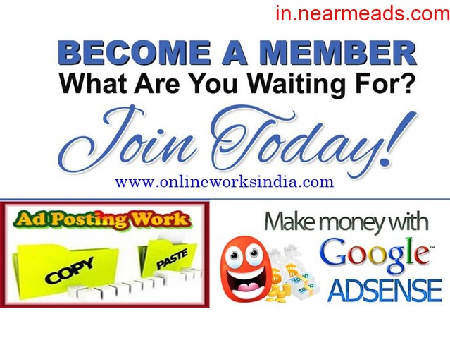 Online Work India – Work from Home Jobs in Nagpur - 1
