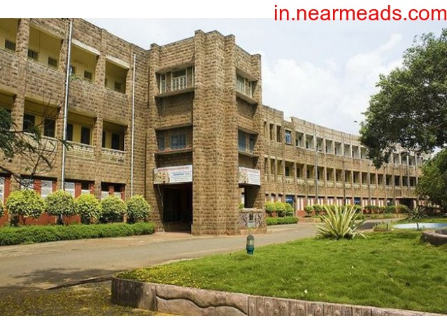 Andhra University Best University for MBA in Vizag - 1