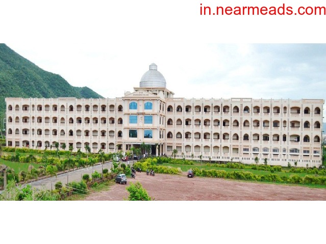 Sanketika Institute of Technology and Management Visakhapatnam - 1