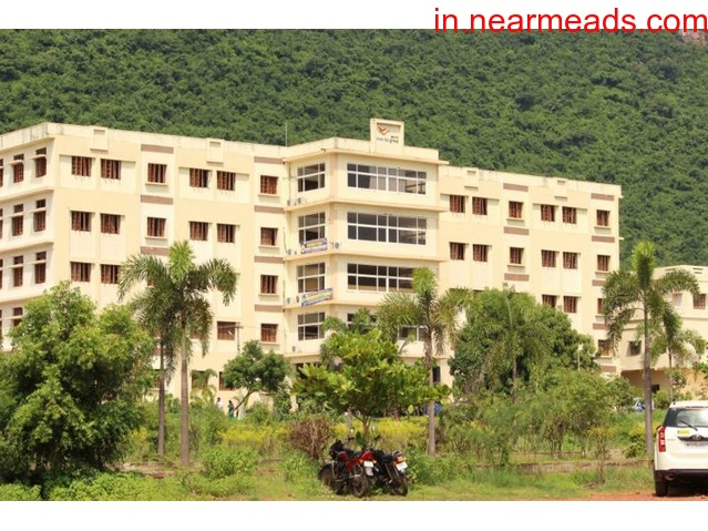 Sanketika Institute of Technology and Management Best Engineering Colleges in Visakhapatnam - 1