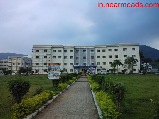 Nadimpalli Satyanarayana Raju Institute of Technology Visakhapatnam - 1