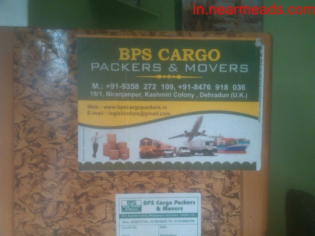 BPS Cargo Packers and Movers – Best Relocation Company - 1
