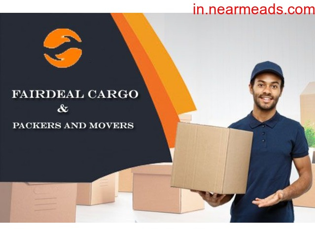 Fairdeal Cargo Packers and Movers Dehradun - 1