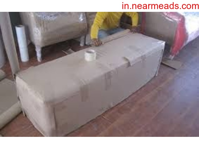 Vrl Packers And Movers - 1
