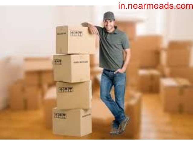 Vrl Packers And Movers - 2