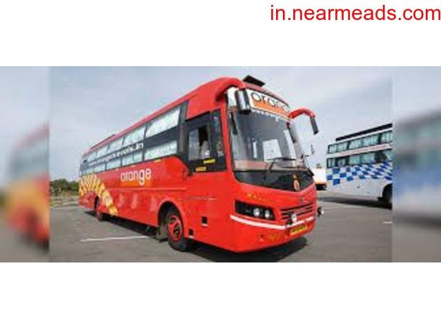 Orange Tours and Travels Visakhapatnam - 1