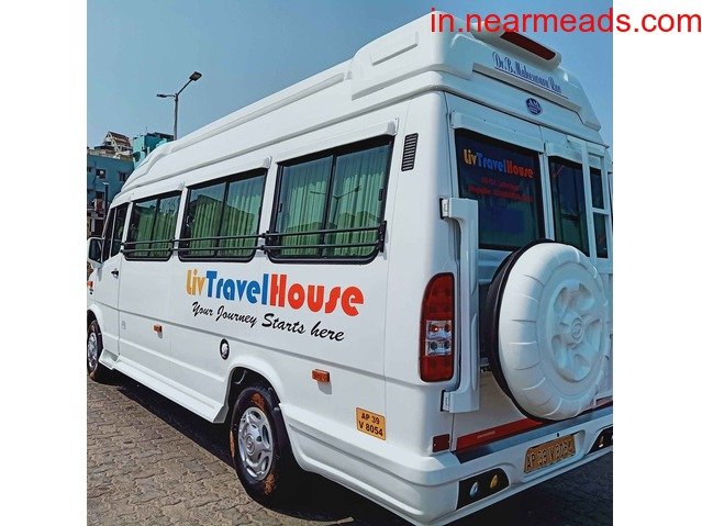 Liv Travel House Best Tour and Travels Company in Visakhapatnam - 1