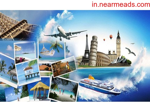 Jain Tours and Travels Visakhapatnam - 1