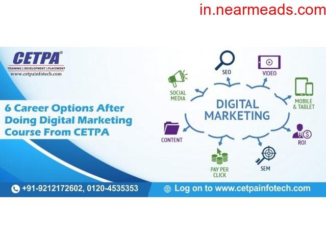 CETPA – Best Digital Marketing Training in Dehradun - 1