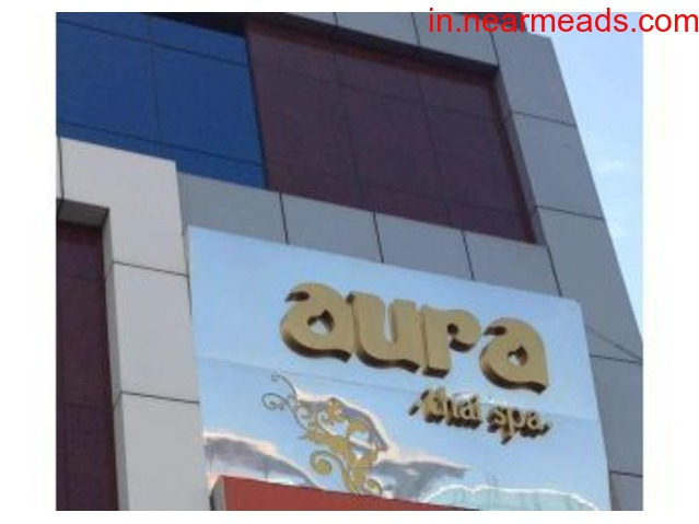 Aura Thai Spa Best Massage Spa in Vizag - 1