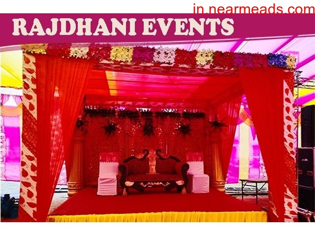 Rajdhaani Events – Best Event Planners in Dehradun - 1