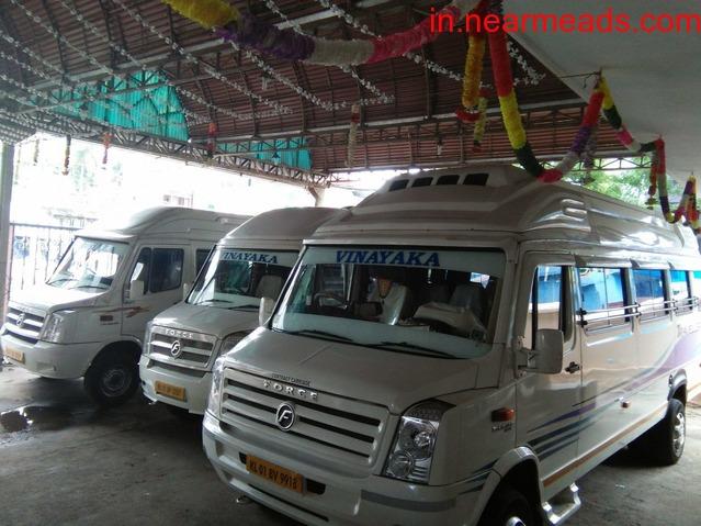 Vinayaka Tours and Travels Thiruvananthapuram - 1