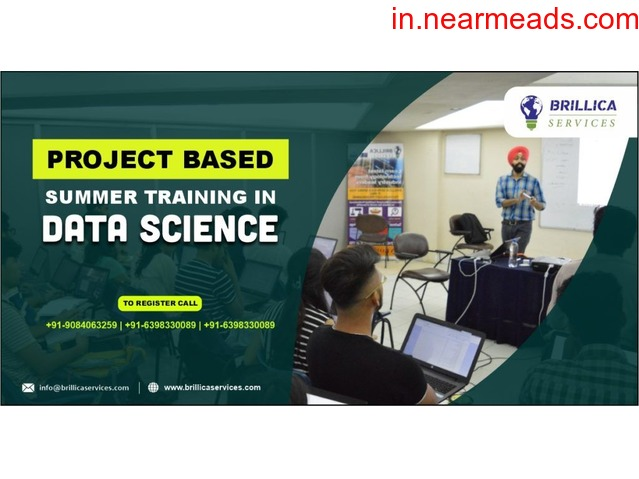 Brillica Services – Best Data Science Course in Dehradun - 1