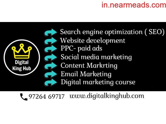 Digital King Hub – Best Digital Marketing Training Institute in Rajkot - 1