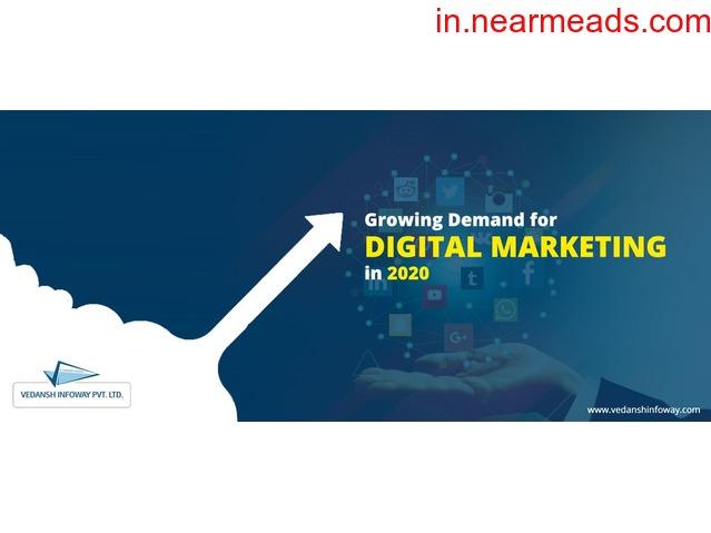 Vedansh Infoway – Best Digital Marketing Course in Rajkot - 1