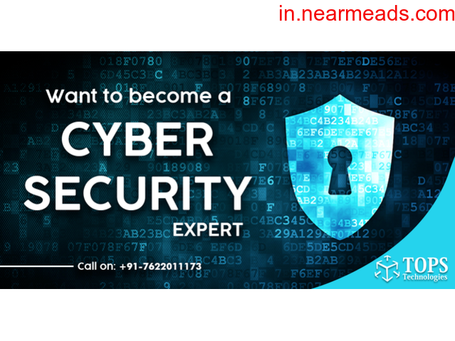TOPS Technologies – Cyber Security Training in Rajkot - 1