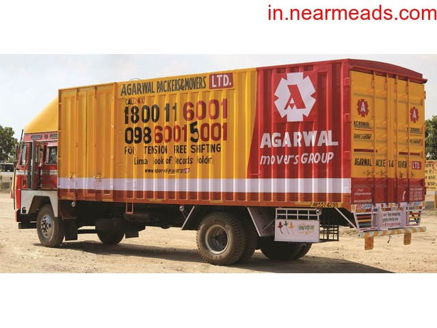 Agarwal Packers and Movers – Best Moving Services Lucknow - 1