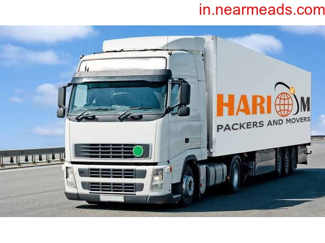 Hariom Packers and Movers – Safe Relocation Services - 1