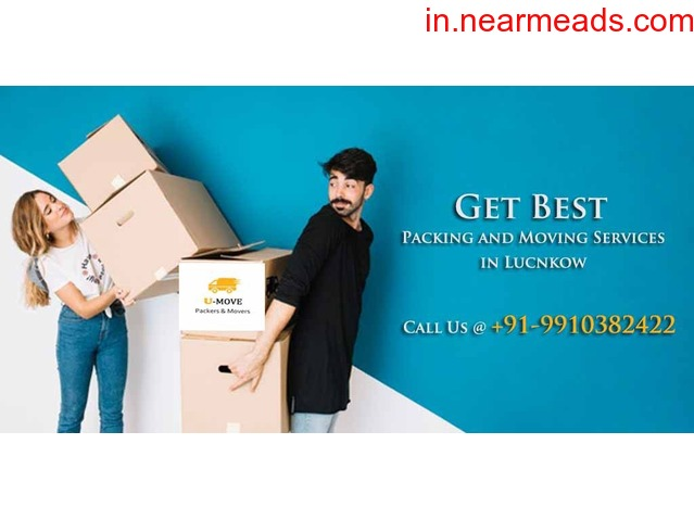 U Move Packers and Movers – Relocation Company Lucknow - 1