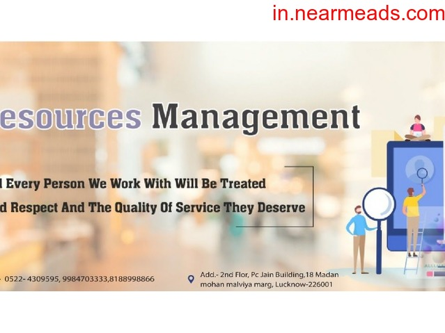 Bharti HR – Best Placament Consultants in Lucknow - 1